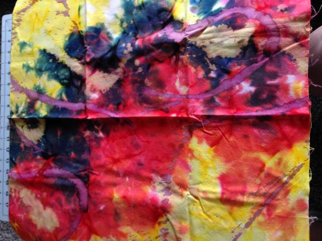 LOVE this batik.